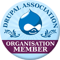 Drupal Association Member Badge