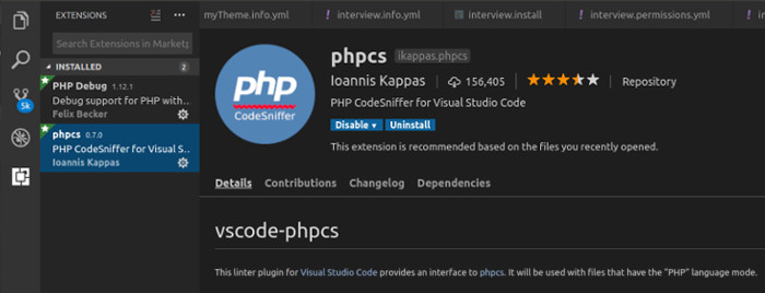 How to Configure Drupal Coding Standards for VS Code Editor